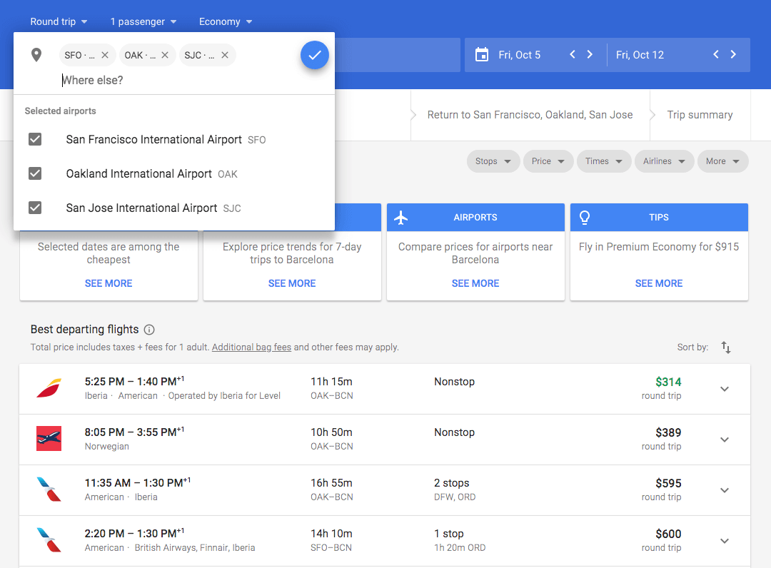 How To Use Google Flights, Momondo, and Skiplagged Dollar Fligtht Club 2