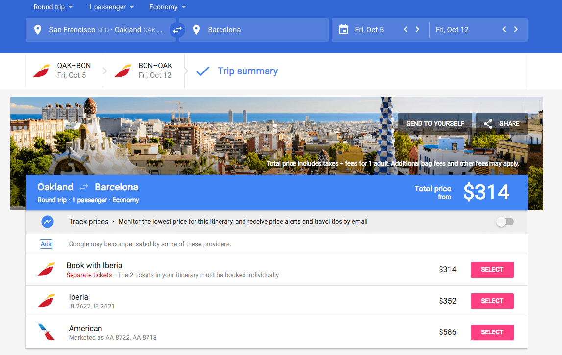 How To Use Google Flights, Momondo, and Skiplagged Dollar Fligtht Club 4