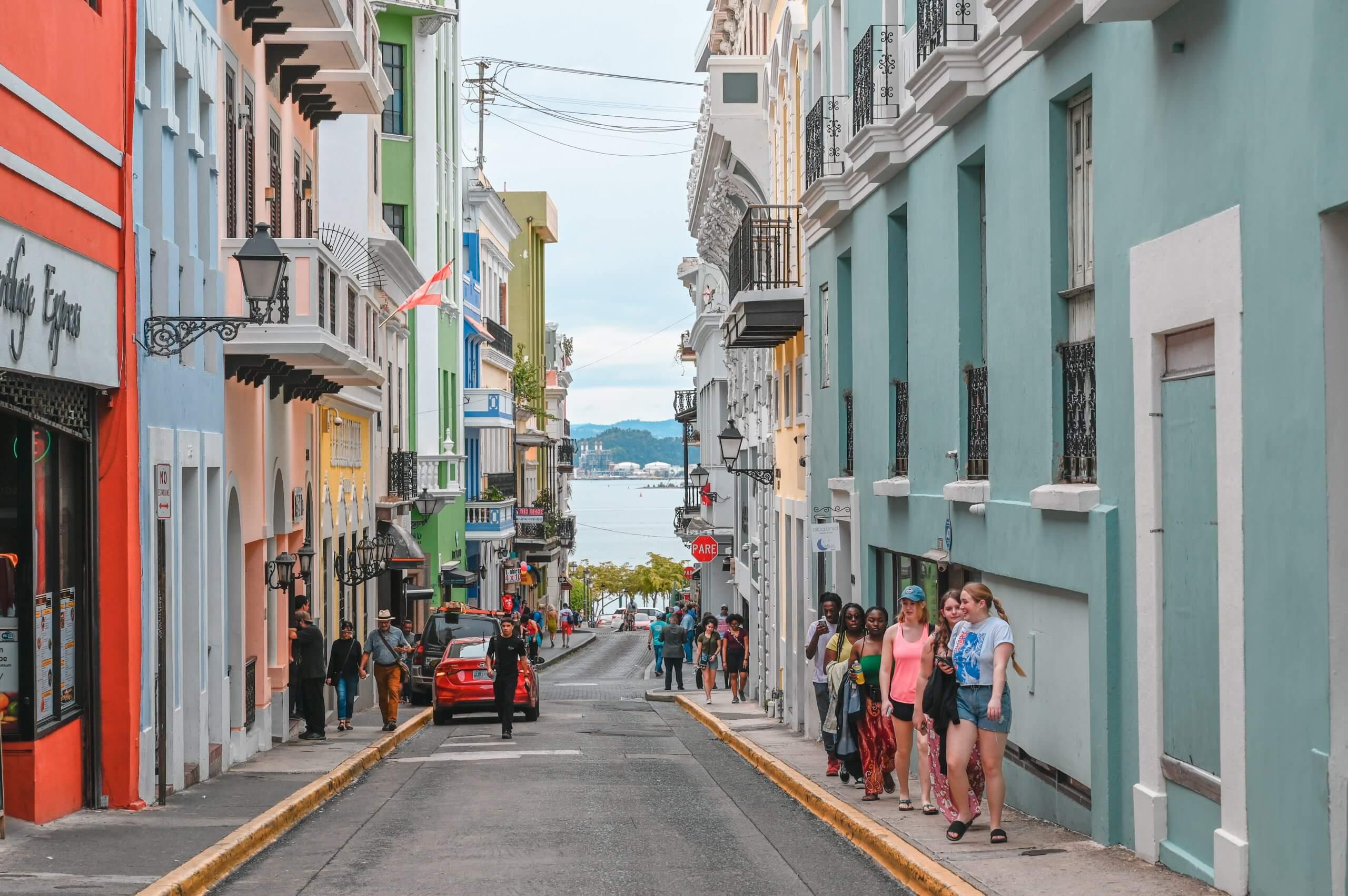 San Juan on a budget