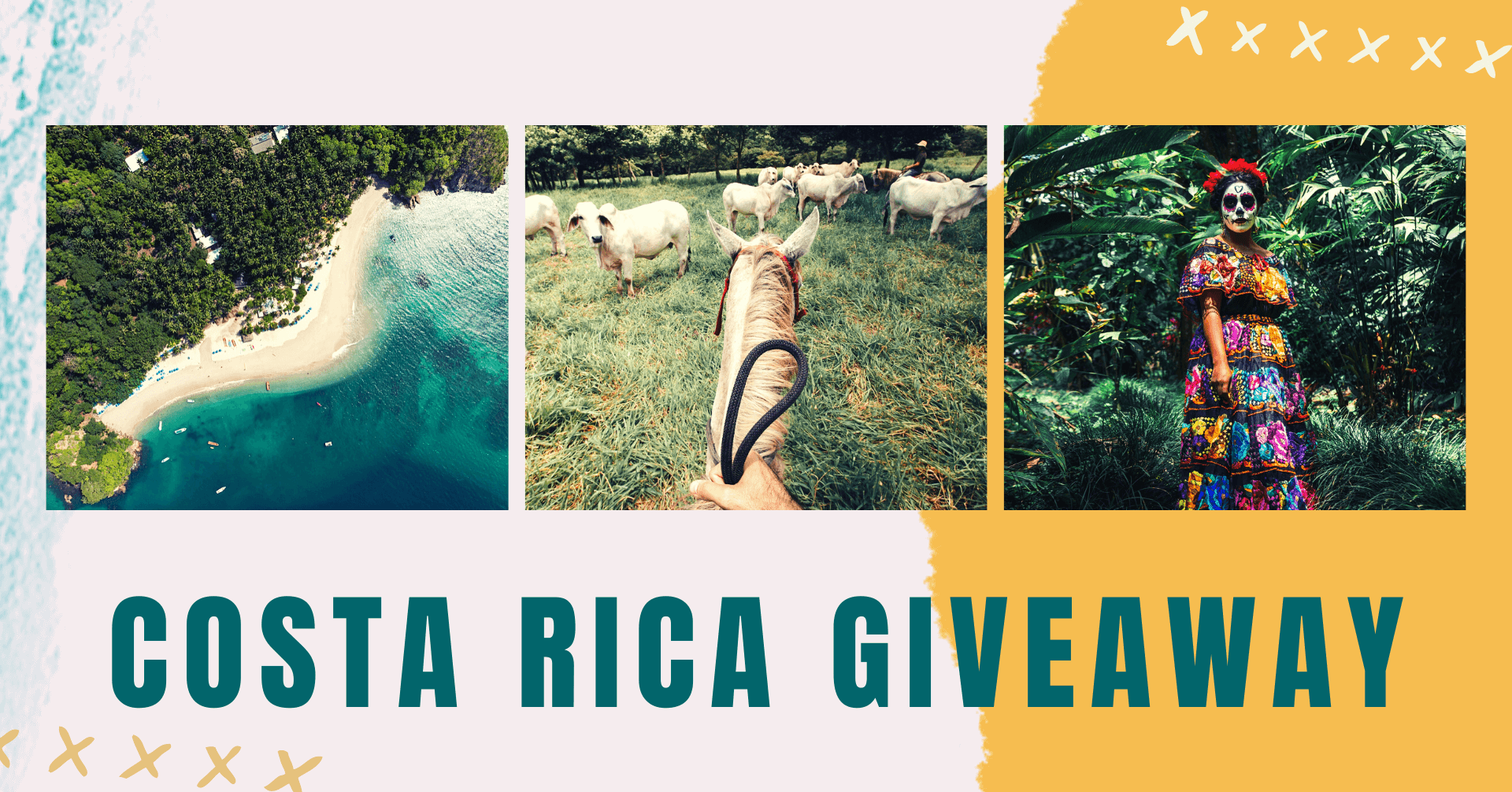 online contests, sweepstakes and giveaways - Win a free trip to Costa Rica!